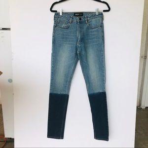 NWT Nasty Gal High Waisted Jeans
